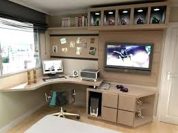 home office setup small office. Bedroom Office Setup Desk Ideas Best Home On Small Interesting Design Master In Spanish