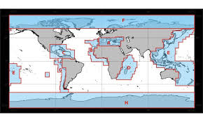 International Bathymetric Charts