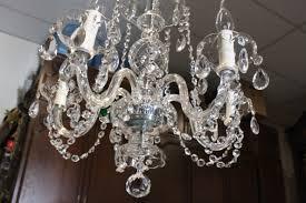 venetian crystal chandelier