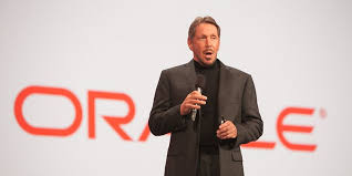 From rags to (a lot of) riches: How Larry Ellison, the 'Oracle' man, made  his own future