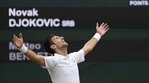 Novak Djokovic', says star