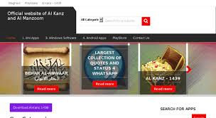 Access Alkanz Ekhwan Info Official Website Of Al Kanz And