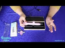 Обзор <b>3d ручки Myriwell RP200A</b> - YouTube
