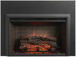 greatco 32 in electric fireplace insert 42 in flush mount conversion kit gi 32 zc is 42 zc
