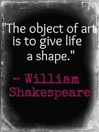 Shakespeare Life Quotes