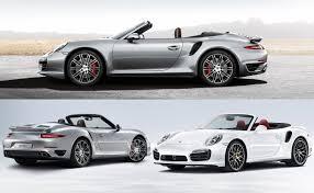 Porsche 911 Turbo Cabriolet For Sale