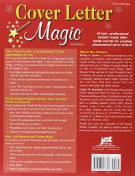 Cover Letter Magic, 4th Ed: Trade Secrets of Professional Resume Writers:  Wendy S. Enelow, Louise M. Kursmark: 9781593577353: Amazon.com: Books