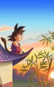 Kid Goku Wallpaper
