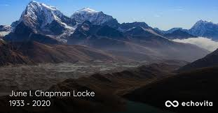 June I. Chapman Locke Obituary (1933 - 2020) | Falconer, New York