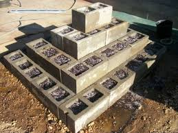 Small Picture DIY Cinder Block Raised Garden Bed Video