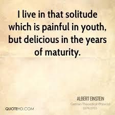 Maturity Quotes