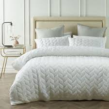 quilted duvet cover. Image Is Loading Nottingham-White-Quilted-Duvet-Doona-Quilt-Cover-Set- Quilted Duvet Cover E