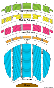 sheas performing arts center tickets