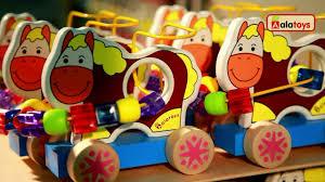 Как мы делаем <b>деревянные игрушки</b>. Фабрика развивающих ...