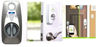French Door Security Locks Okidokeys Smart Lock Review Lock And ...