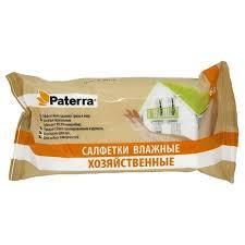 <b>Салфетки влажные хозяйственные Paterra</b> - купить по низкой ...