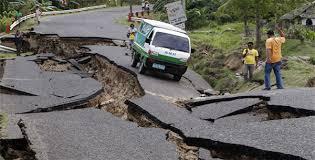 Resultado de imagen de Ondas de choque de los terremotos