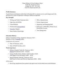 Sample Resume For Medical Assistants Best Of Medical Assistant
