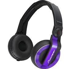 pioneer hdj 500. pioneer hdj-500 violet b-stock hdj 500