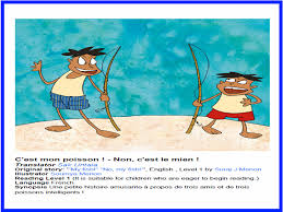 Primary French resources: fiction