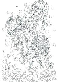 Printable Ocean Waves Coloring Pages Scene Page Beach Underwater For