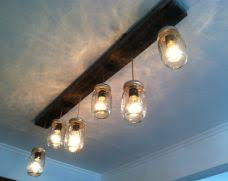 vintage track lighting. Mason Jar And Reclaimed Wood Track Lighting Vintage Track Lighting N