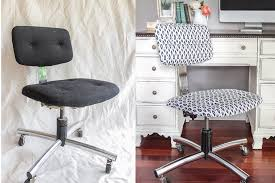 reupholster office chairs. Reupholster Office Chair Diy Chairs E