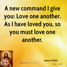 Love One Another Quotes Simple Jesus Christ Love Quotes QuoteHD