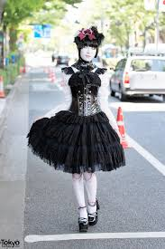 ball joint tights. japanese shironuri in gothic fashion ball joint tights s