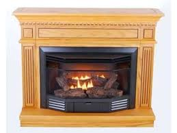 procom gas fireplace manual