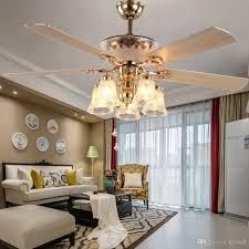 52 Zoll Moderne Deckenventilator Fernbedienung 5 Reversible Blätter Mattierte Glasabdeckung Für Innen Schlafzimmer Wohnzimmer
