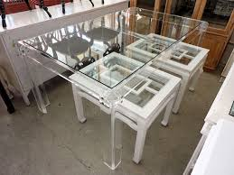lucite dining table lucite dining table g87