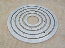 lazy susan bearing mechanism. 18\ lazy susan bearing mechanism i