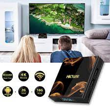 HK1 Lite Android 9.0 2+16GB TV Box RK3228A Quad Core WiFi 4K Set Top Box-buy  at a low prices on Joom e-commerce platform