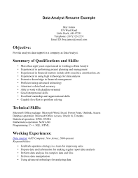 ... cover letter Data Management Analyst Resume Experience Entry Level  Business Sap Security Sample Data Master Resumedata