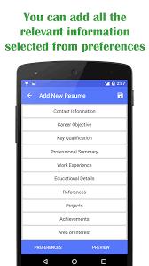 Creative My Cv Resume Free Resume Builder App As Resume Templates Delectable Resume Maker App