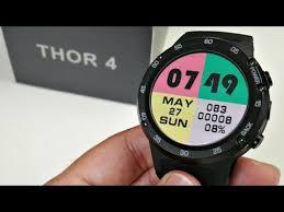 Zeblaze Thor 4 Android 7 <b>Smart Watch</b> Review - <b>1GB</b>+<b>16GB</b>