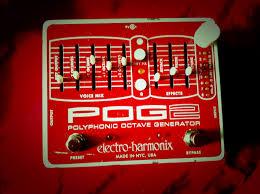 electro harmonix pog 2 Make a Tone Pinterest Electro music