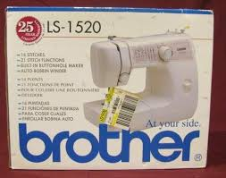 Brother Ls 1520 Sewing Machine