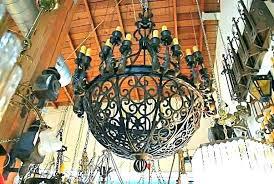 large iron chandelier idea large wrought iron chandeliers for chandeliers large wrought iron chandelier round wrought
