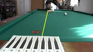 Cue And Tip Testing For Cue Ball Deflection Squirt