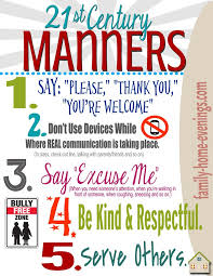 52 best manners images on Pinterest   Dining etiquette, Families ...