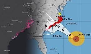 Hurricane Tracking Chart Florence Hurricane Florence Projected Path How To Track Hurricane