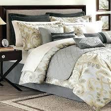 neutral bedding sets queen piece set home comforter