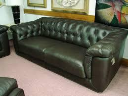 Natuzzi editions b721 leather sofa tufted, Natuzzi editions b721 leather  sofa tufted, brand new