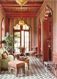 Moroccan Living Room Moroccan Yum Sarah Rosenhaus Interior Design