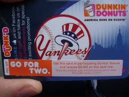 photo of yankee stadium bronx ny united states dunkin donuts gift card