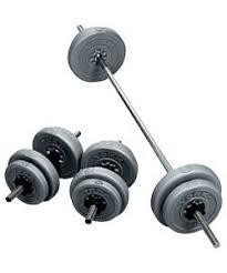 york barbell set. argos: york 50kg spinlock vinyl barbell/dumbbell weights set. £49.99 barbell set