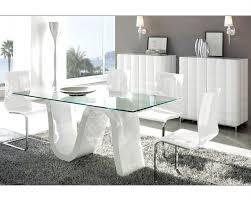 modern oak dining table modern white dining room black wood
