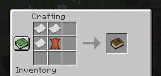 How to Make a Book in Minecraft Safe Tutorial